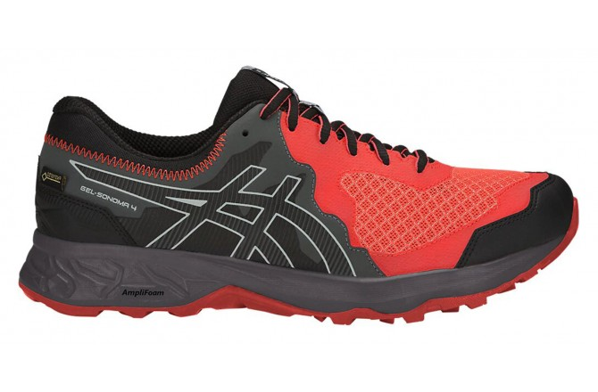 Asics GEL-Sonoma 4 GTX / Мужские внедорожные кроссовки, С мембраной - в интернет магазине спортивных товаров Tri-sport!