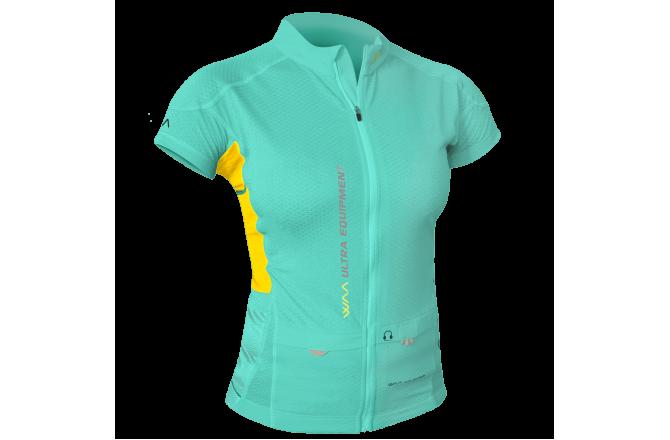 WAA Ultra Carrier Shirt Mint, Футболки, майки, топы - в интернет магазине спортивных товаров Tri-sport!