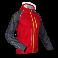 WAA Ultra Rain Jacket Red