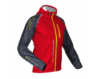 WAA Ultra Rain Jacket Red / Мужская куртка с мембранной
