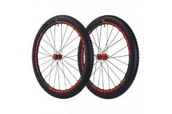 Mavic Crossmax Elite 29 WTS 2.1'17 Red / Колеса, Колеса и ободы - в интернет магазине спортивных товаров Tri-sport!