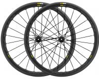Mavic Ksyrium Elite Disc M-25 Black'17 / Колеса