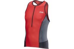 TYR Men'S Competitor Tri Tank / Майка, Стартовые костюмы - в интернет магазине спортивных товаров Tri-sport!