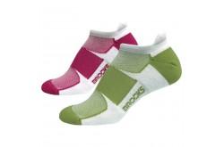BROOKS Essential Low Tab 2 Pack / Носки, Аксессуары для бега - в интернет магазине спортивных товаров Tri-sport!