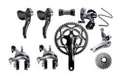 Shimano ULTEGRA 2,0 11S L172,5 34x50 11/28 / Группа, Группы компонентов - в интернет магазине спортивных товаров Tri-sport!