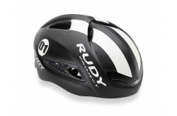 Rudy Project BOOST 01 + визор BLACK - WHITE MATT L / Каска, Шлемы - в интернет магазине спортивных товаров Tri-sport!