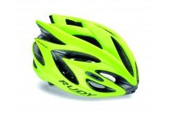 Rudy Project RUSH YELLOW FLUO SHINY S / Каска, Шлемы - в интернет магазине спортивных товаров Tri-sport!