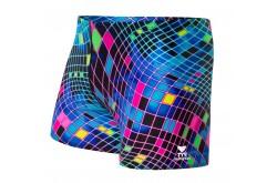Шорты плавательные TYR DISCO INFERNO SQUARE LEG, Плавки - в интернет магазине спортивных товаров Tri-sport!