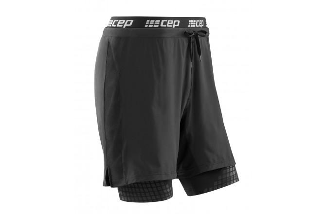 CEP 2in1 Compression Shorts / Мужские компрессионные шорты, Шорты - в интернет магазине спортивных товаров Tri-sport!