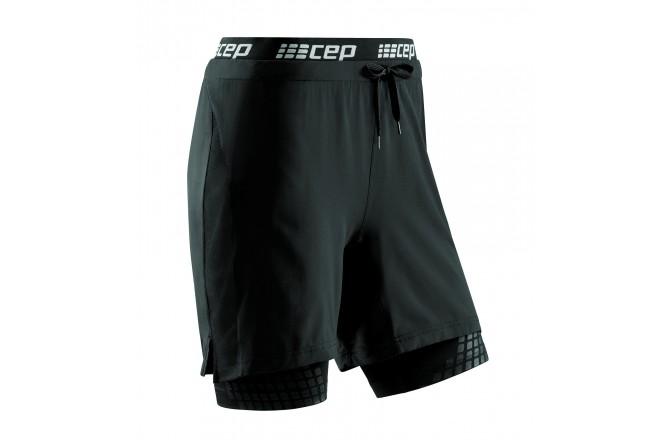 CEP 2in1 Compression Shorts / Женские компрессионные шорты, Шорты - в интернет магазине спортивных товаров Tri-sport!