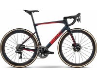 BMC Roadmachine RM01 ONE Dura Ace Di2 Blue/Red/Black 2019 / Шоссейный велосипед