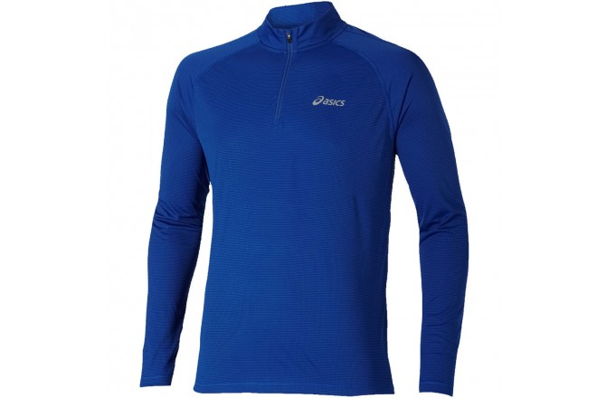 ASICS FW16 LS 1/2 ZIP TOP / Беговая рубашка длинный рукав мужская, Футболки, майки, топы - в интернет магазине спортивных товаров Tri-sport!