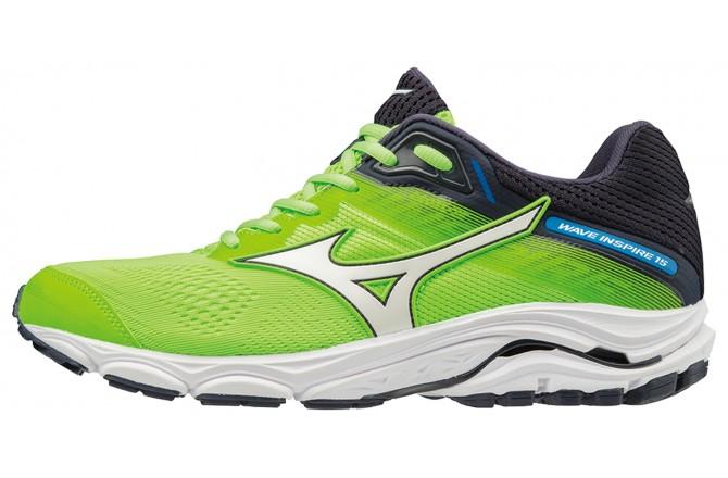 Mizuno Wave Inspire 15 (UK) / Мужские кроссовки, Тренировочные - в интернет магазине спортивных товаров Tri-sport!
