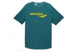SAUCONY SHORT SLEEVE / Футболка мужская, Футболки короткий рукав - в интернет магазине спортивных товаров Tri-sport!