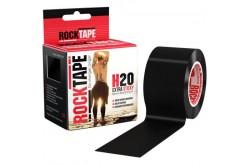 Rocktape 5x5 см Черный H2O/ Кинезиологический тейп, Медицина - в интернет магазине спортивных товаров Tri-sport!