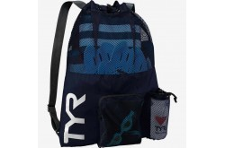 TYR Big Mesh Mummy Bag Темно-синий / Рюкзак для аксессуаров