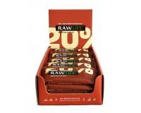 R.A.W. Life Шоколад-Протеин  50g/ Энергетический батончик@