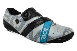 Bont Riot Road+ (Pearl White/Black) / Велотуфли @, Велоаксессуары - в интернет магазине спортивных товаров Tri-sport!