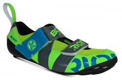 Bont Riot TR+ (Lime/Charcoal) / Велотуфли, Велотуфли для триатлона - в интернет магазине спортивных товаров Tri-sport!