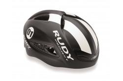 Rudy Project BOOST 01 BLACK - WHITE MATT L / Каска, Шлемы - в интернет магазине спортивных товаров Tri-sport!