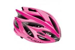 Rudy Project RUSH PINK FLUO SHINY M / Каска, Шлемы - в интернет магазине спортивных товаров Tri-sport!