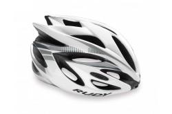 Rudy Project RUSH WHITE/SILVER SHINY MIPS L / Каска, Шлемы - в интернет магазине спортивных товаров Tri-sport!