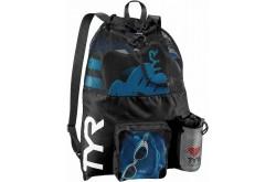 TYR Big Mesh Mummy Bag / Рюкзак для аксессуаров, Аксессуары для плавания - в интернет магазине спортивных товаров Tri-sport!