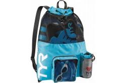 TYR Big Mesh Mummy Bag Голубой, Аксессуары для плавания - в интернет магазине спортивных товаров Tri-sport!