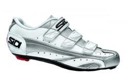 Велотуфли SIDI APO серебристый белый, Для шоссе - в интернет магазине спортивных товаров Tri-sport!
