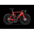 BMC Timemachine 01 ROAD FOUR Red/white/carbon Ultegra Di2 2020 / Шоссейный велосипед