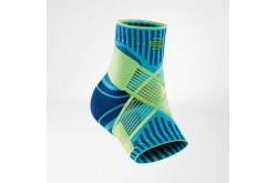 Спортвный бандаж голеностопа синий правый/ Bauerfeind, Голеностоп - в интернет магазине спортивных товаров Tri-sport!