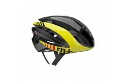 Zerorh+ Z Alpha (Shiny Black-Shiny Yellow Fluo-Matt Black) / Шлем велосипедный, Шлемы - в интернет магазине спортивных товаров Tri-sport!