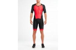 2XU Perform FullZip Sleeved Trisuit / Мужской стартовый костюм с рукавами, Триатлон - в интернет магазине спортивных товаров Tri-sport!