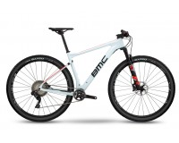 BMC MTB Teamelite 01 TWO XT Di2 White/Black/Red 2018 / Велосипед MTB