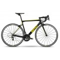 BMC teammachine SLR01 TWO Carbon/Yellow/Grey 2018 / Велосипед шоссейный