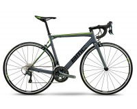 BMC Teammachine SLR03 TWO Grey/Black/Green Tiagra 2018 / Велосипед шоссейный