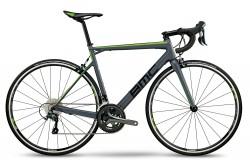 BMC Teammachine SLR03 TWO Grey/Black/Green Tiagra 2018 / Велосипед шоссейный, Велосипеды - в интернет магазине спортивных товаров Tri-sport!