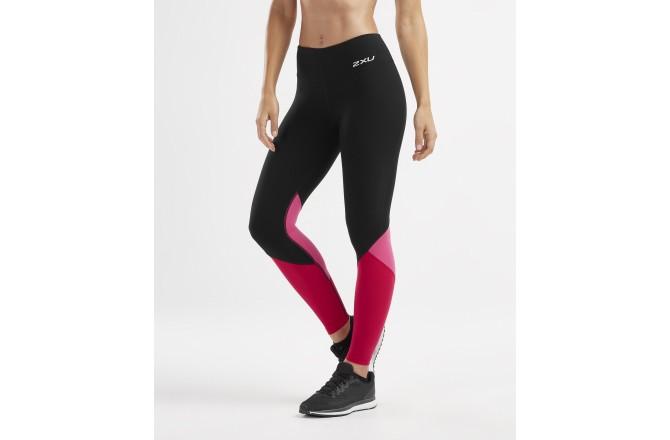 2XU Fitness Stride Compression Tights / Женские компрессионные тайтсы для фитнеса, Тайтсы - в интернет магазине спортивных товаров Tri-sport!