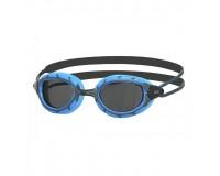 Zoggs Predator (черный/голубой) / Очки для плавания