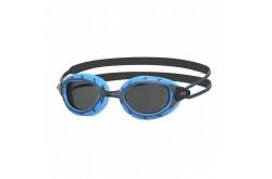 Zoggs Predator (черный/голубой) / Очки для плавания, Очки для открытой воды и тренировок - в интернет магазине спортивных товаров Tri-sport!