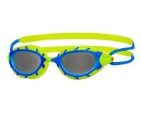 Zoggs Predator Junior (желтый/голубой) / Очки для плавания