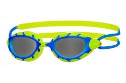 Zoggs Predator Junior (желтый/голубой) / Очки для плавания, Очки для открытой воды и тренировок - в интернет магазине спортивных товаров Tri-sport!