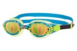 Zoggs Sea Demon Junior (голубой) / Очки для плавания, Очки для открытой воды и тренировок - в интернет магазине спортивных товаров Tri-sport!