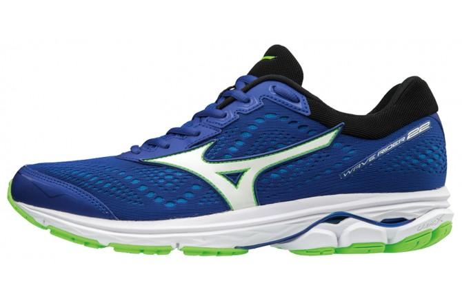 Mizuno Wave Rider 22 (UK) / Мужские кроссовки, Тренировочные - в интернет магазине спортивных товаров Tri-sport!