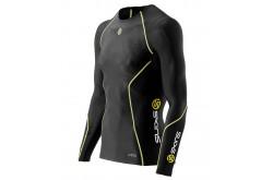 Skins BioAcc A200 Mens Top Long Sleeve / Майка с длинными рукавами мужская, Компрессионные шорты и тайтсы - в интернет магазине спортивных товаров Tri-sport!