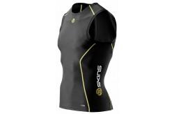 Skins BioAcc A200 Mens Top Sleeveless / Майка без рукавов, Компрессионные шорты и тайтсы - в интернет магазине спортивных товаров Tri-sport!
