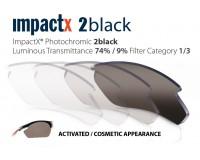 RUDY PROJECT EXCEPTION ImpactX 2 Black / Линзы @