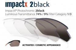 RUDY PROJECT EXCEPTION ImpactX 2 Black / Линзы, Очки - в интернет магазине спортивных товаров Tri-sport!