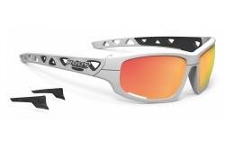 Rudy Project Airgrip White Gloss - Multilaser Orange / Очки, Очки - в интернет магазине спортивных товаров Tri-sport!