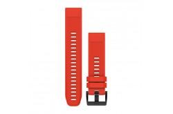 Garmin QuickFit Красный / Сменный ремешок для часов силиконовый (22mm),  в интернет магазине спортивных товаров Tri-sport!